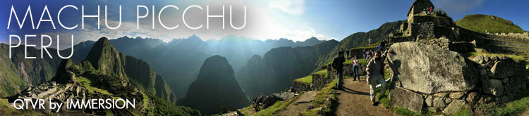 Vistas de 360 grados de las 7 nuevas maravillas del mundo