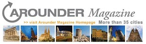 Arounder Travel Magazine - Travel Barcelona, Copenhagen, Cyprus, Firenze, Hawaii, Köln, Lugano, Milano, Monaco, Paris, Rhodos, Madrid, Oslo, Stockholm, Vienna, Amsterdam, London