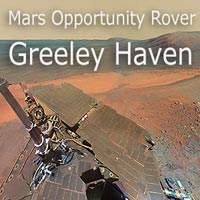 Mars Greeley Haven 360 Panorama
